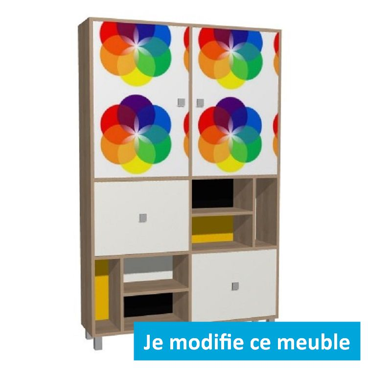 stickers meuble scandinave