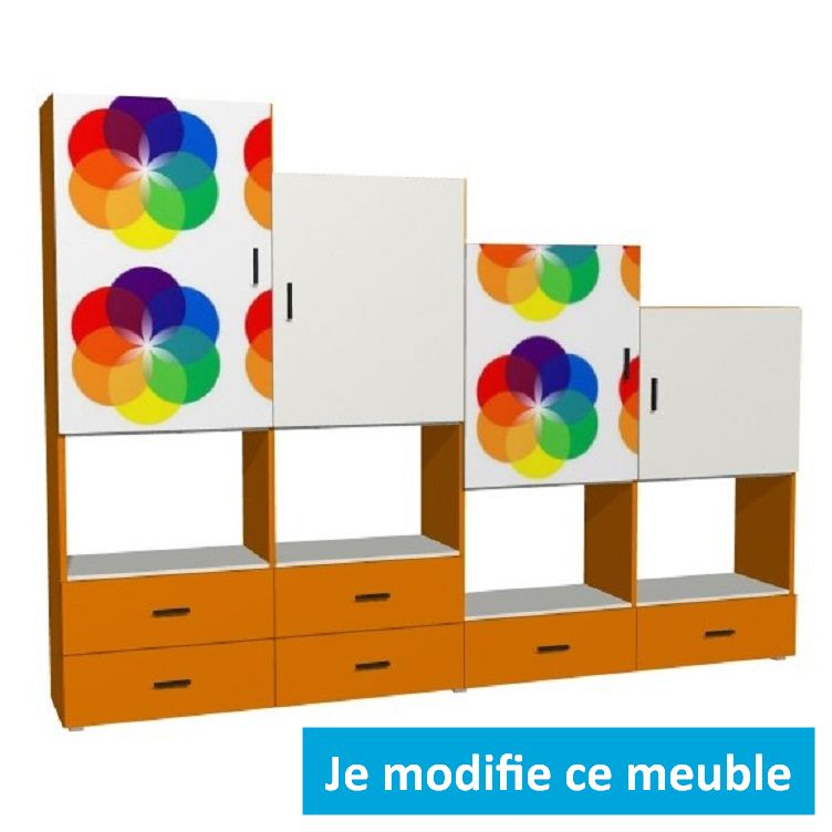 stickers portes meubles