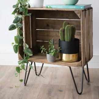 Pieds table originale