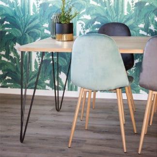 Pied table design