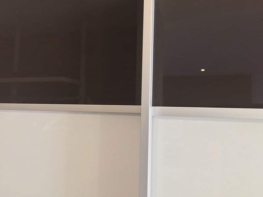 Profils poignées et traverses de largeur 28 mm