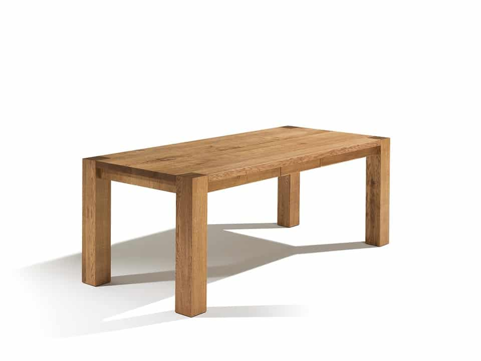 Table basse en bois pour salon sur mesure