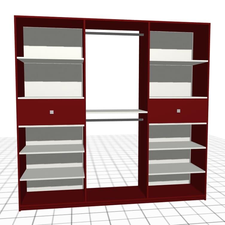 armoire personnalisée  tikimobfr