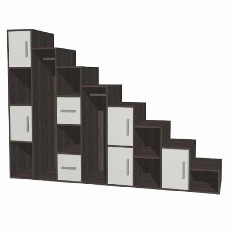 Meuble De Rangement Sous Escalier A Personnaliser