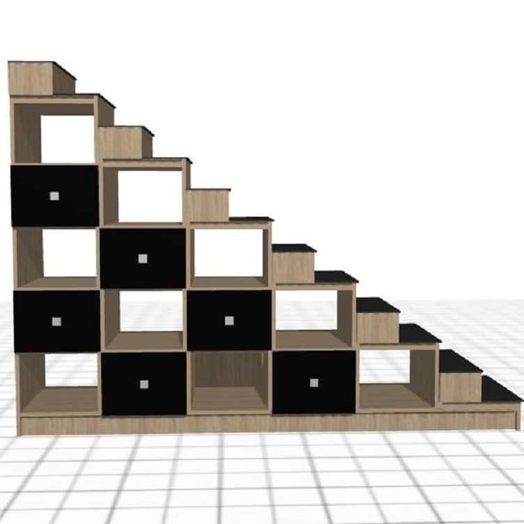 meuble-escalier-sur-mesure-noir-bois3