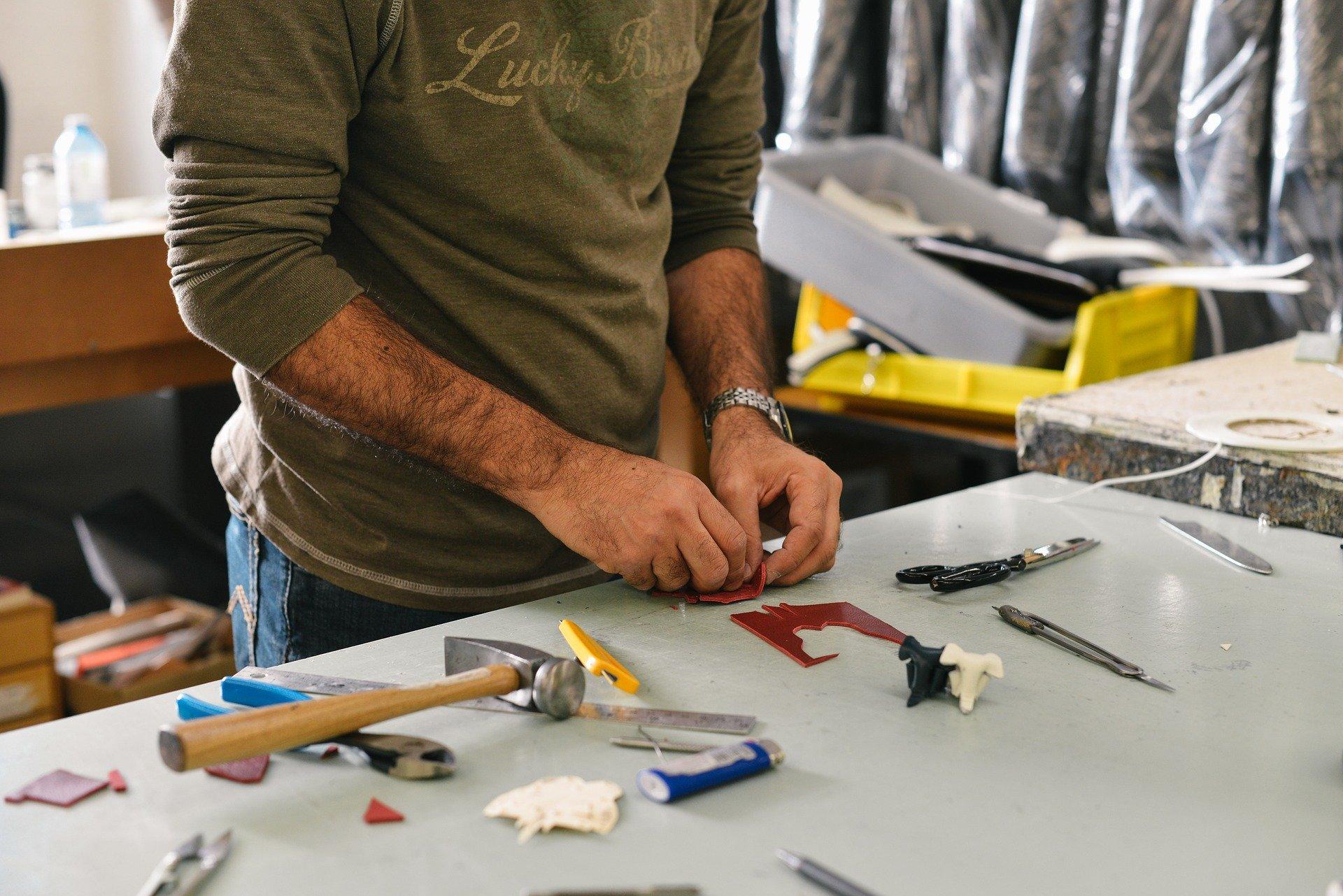 Etagère atelier garage rangements sur mesure
