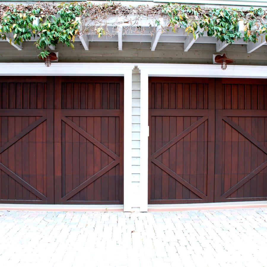 Etagère pour garage sur mesure