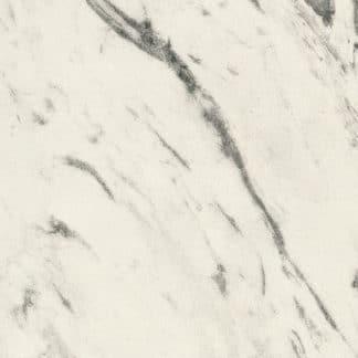 Mélaminé Marbre de Carrare Blanc