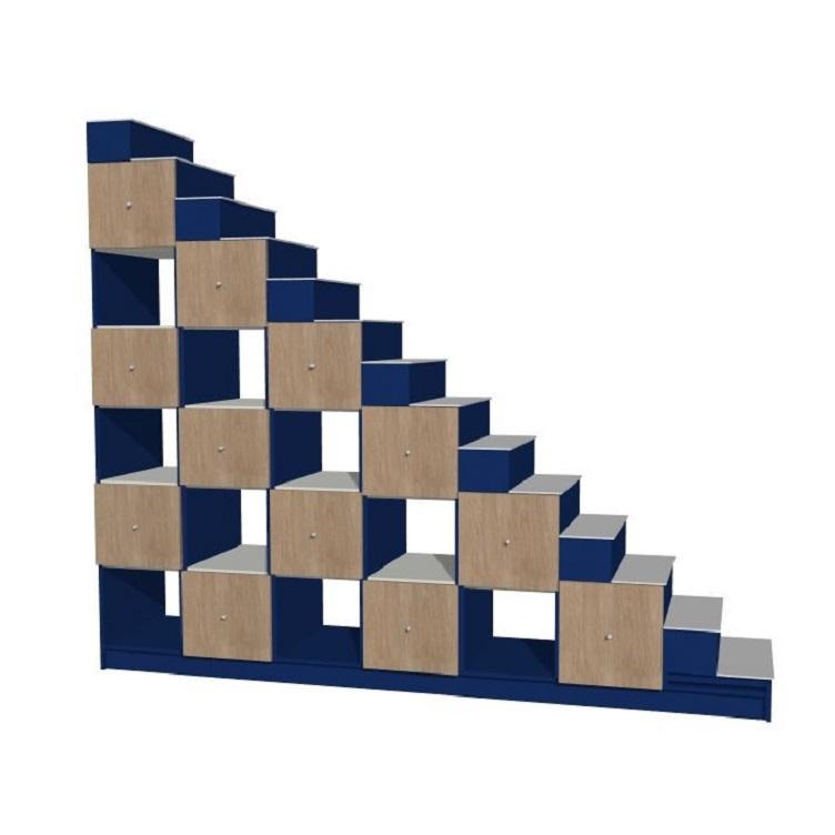 Escalier sur mesure bois