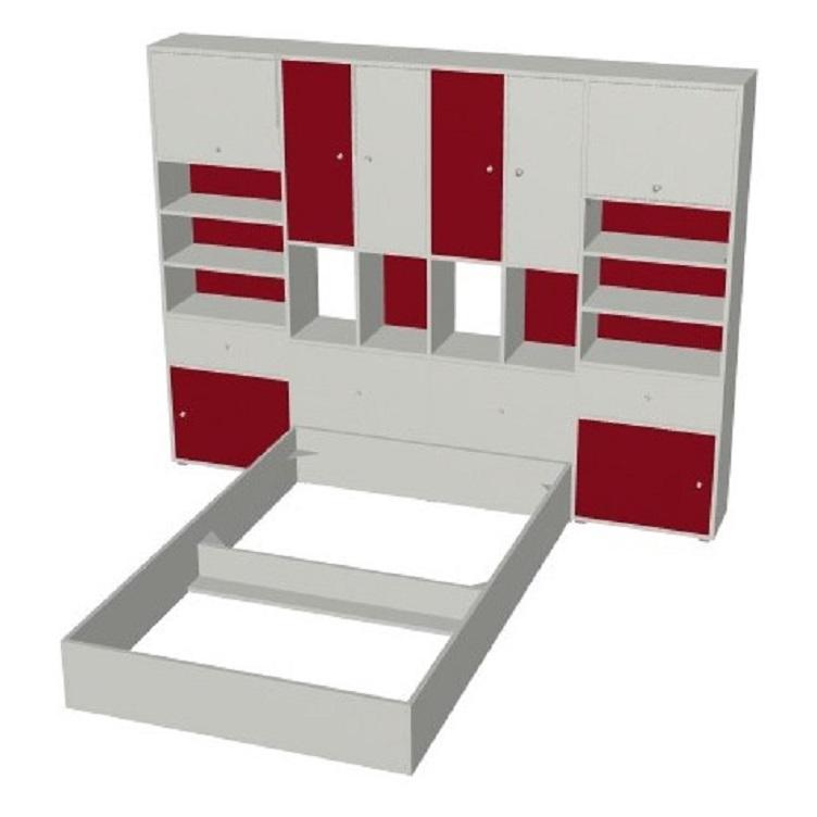 cadre de lit sur mesure