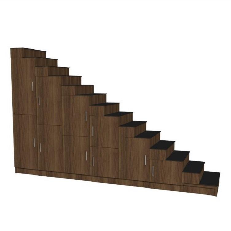 Meuble escalier sur mesure