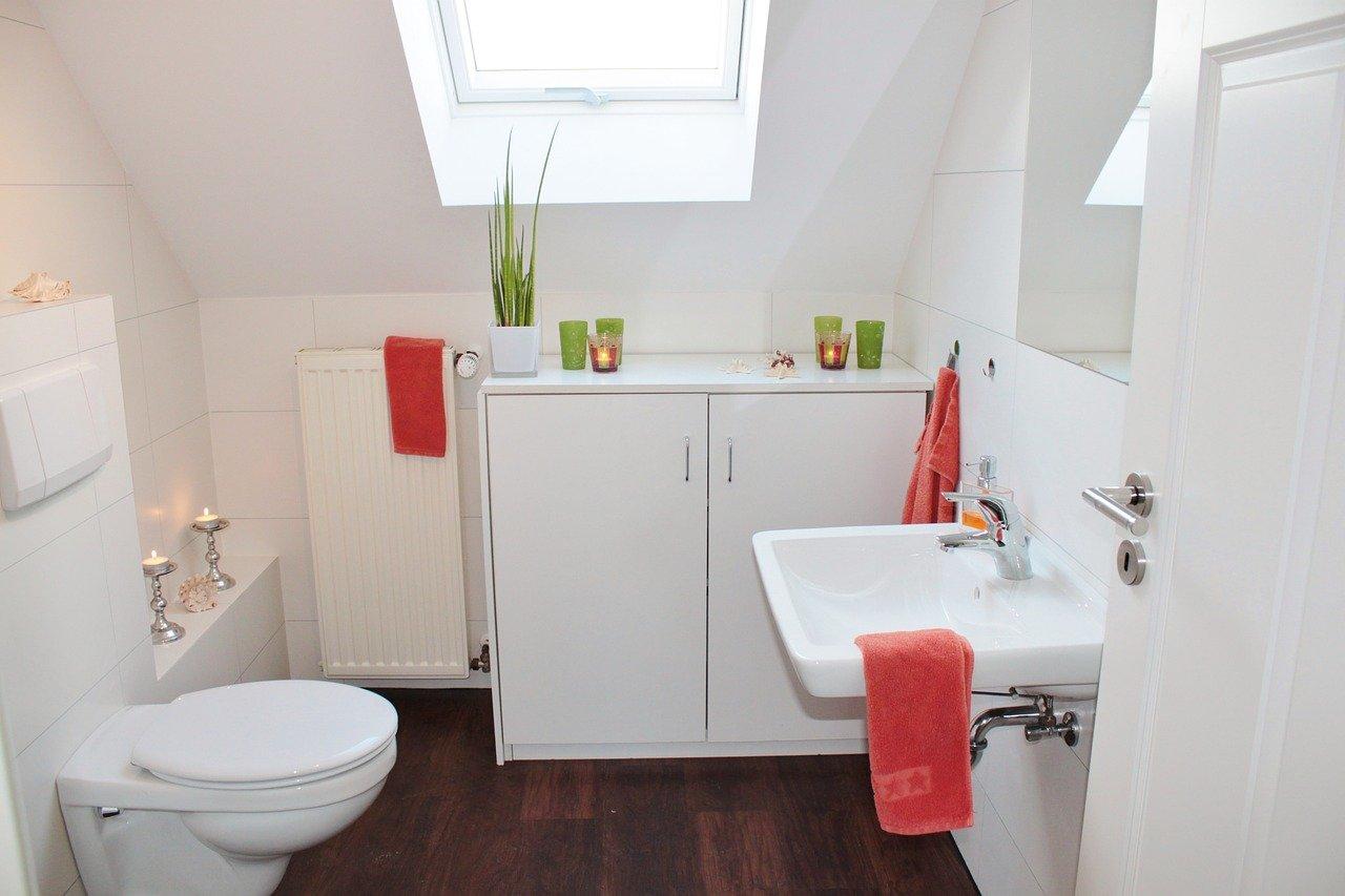 Meuble pour wc sur mesure